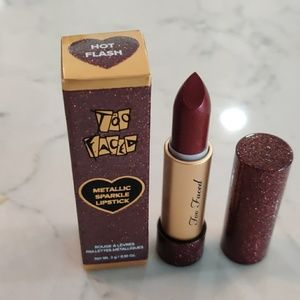 Too Faced Lipstick New Authentic